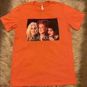 """Brand New """"Squad Goals"""" tees left from my Boutique"""